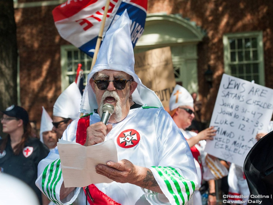 Loyal White Knights Rally